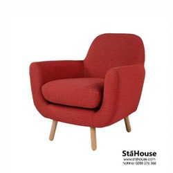 Sofa đơn nỉ cao cấp – SDN15