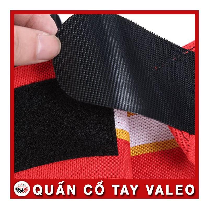 Quấn cổ tay tập gym Valeo Pto – QCT920