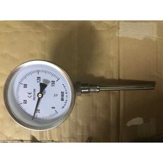 đồng hồ đo nhiệt độ cổ gập 150oC - dhnd gập 150 thumbnail
