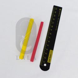 Combo 5 thanh phao mút câu cá hình trụ 10cm