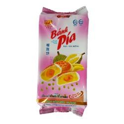 [MỚI RA LÒ] Bánh pía Tân Huê viên đậu sầu riêng 4 sao 540g