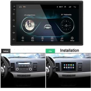 Màn Hình Cảm Ứng LCD 7 inch Hỗ Trợ Nghe Nhạc MP5 Bluetooth Android 8.1 cao cấp - Android 8.1 thumbnail