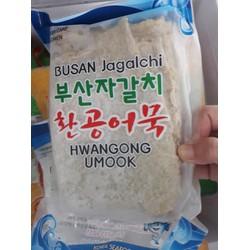 Chả cá Hàn Quốc chiên lát mỏng 450gr