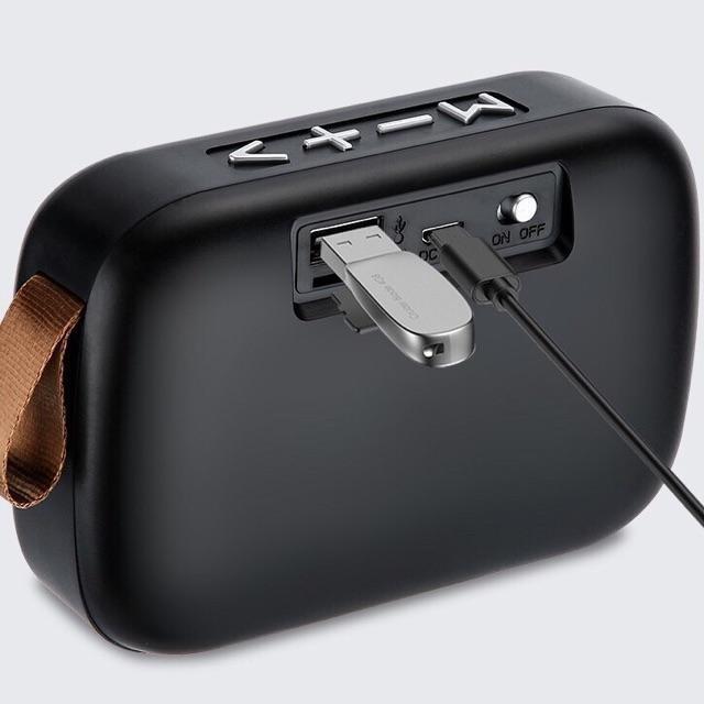 Loa Bluetooth G2 Nghe Nhạc không dây  thông minh