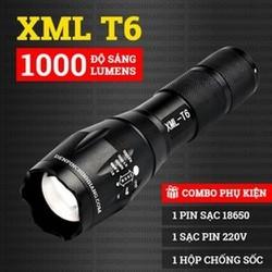 Đèn pin siêu sáng XML-T6 - Đèn pin - Đèn pin siêu sáng