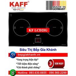 Bếp từ đôi Kaff KF LCD2IG nhập khẩu Đức