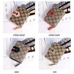 Ví nữ mini cao cấp cầm tay đẹp nhỏ gọn bỏ túi đựng tiền ví nữ ngắn kiểu Hàn Quốc mẫu 3