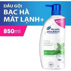 DẦU GỘI ĐẦU Head & shoulders 850ml Thái Lan Chính Hãng - DGHS