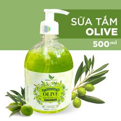 [HỖ TRỢ FREESHIP] Sữa Tắm Oliu Dưỡng Ẩm Sáng Da Onemy Olive Shower Gel 500ml xuất Châu Âu