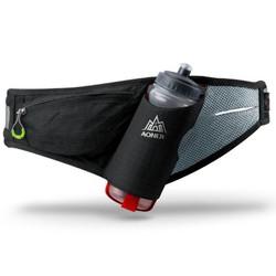 Túi đai đeo bụng hông chạy bộ tặng kèm bình nước 600ml