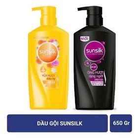 Dầu gội Sunsilk 650G - sunsilk650