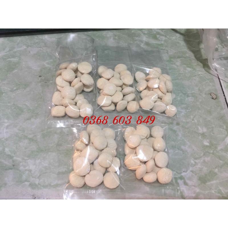 5 gói men làm cơm nếp cẩm và nếp lứt gói 20 viên – men11
