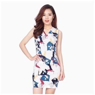 Đầm ôm thiết kế Belle họa tiết lập thể - TK06-7-8 thumbnail