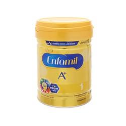 CHÍNH HÃNG - Sữa bột Enfamil A+ 1 cho bé 0-6 tháng,lon 870gr, DATE 2022