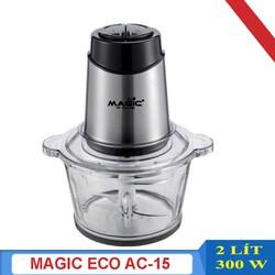Máy xay thực phẩm Magic Eco AC-15 - Máy xay thịt cối thủy tinh