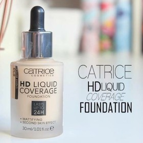 Kem nền CATRICE HD LIQUID COVERAGE FOUNDATION đủ ton - Nền Catrice-5