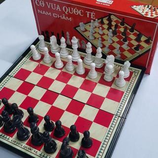 Bộ cờ vua nam châm - BCVQ-1 thumbnail
