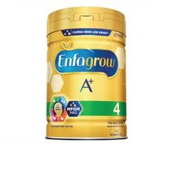 (Hsd T10/2021) Sữa bột Enfafgrow A+ 4 870g cho bé Thông minh