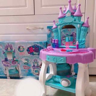 Bàn đồ chơi trang điểm lâu đài cho bé - ĐC04 thumbnail