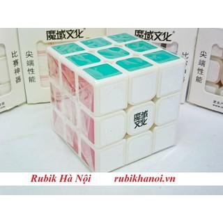 Rubik 3x3 Moyu Aolong GT Trắng Phiên Bản Giới Hạn - Moyu Aolong GT Trắng thumbnail