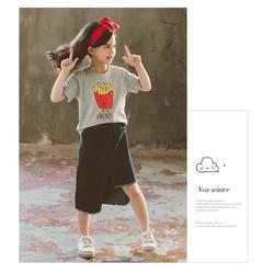váy áo thun cho bé gái