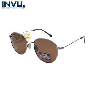 Kính mát nữ, kính mát unisex hiệu INVU chính hãng B1909 (50-20-140) - B1909 thumbnail