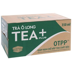 Thùng Nước Ngọt Trà Olong Tea Plus 350ml
