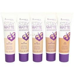 Kem nền Rimmel Stay Matte Liquid Mousse Foundation 30ml