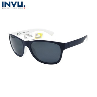 Kính mát nữ, kính mát unisex hiệu INVU chính hãng B2942 (57-18-140) nhiều màu - B2942 thumbnail