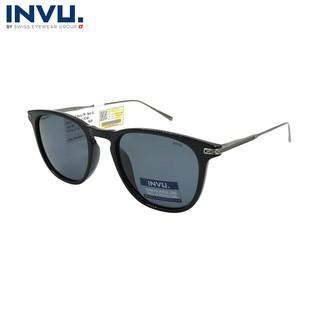Kính mát nữ, kính mát unisex hiệu INVU chính hãng B2004 (52-20-140) - B2004 thumbnail