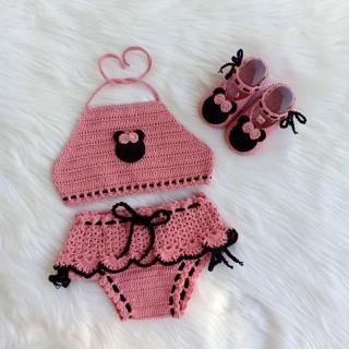 Bikini cho bé gái