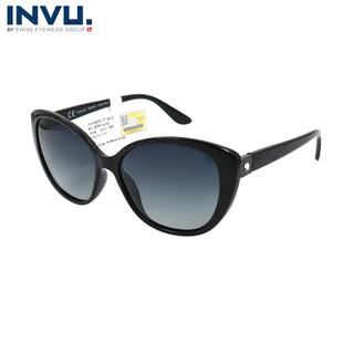 Kính mát nữ, kính mát unisex hiệu INVU chính hãng B2909 (56-15-140) nhiều màu - B2909 thumbnail