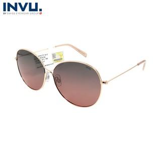 Kính mát nữ, kính mát unisex hiệu INVU chính hãng T1000 (58-14-145) nhiều màu - T1000 thumbnail