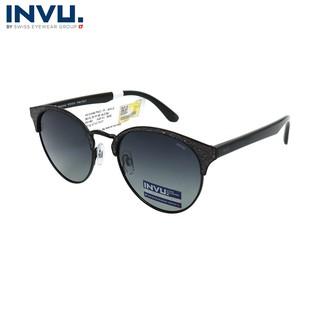 Kính mát nữ, kính mát unisex hiệu INVU chính hãng B1918 (53-20-150) - B1918 thumbnail
