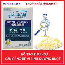 Men đại tràng Bifina , men vi sinh Bifina Nhật, men tiêu hoá Bifina hộp 20 gói