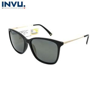 Kính mát nữ, kính mát unisex hiệu INVU chính hãng B2907 (56-15-140) - B2907 thumbnail