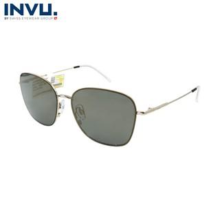 Kính mát nữ, kính mát unisex hiệu INVU chính hãng P1901 (59-16-145) nhiều màu - P1901 thumbnail