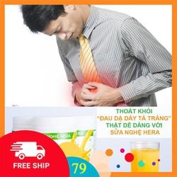 [CHÍNH HÃNG-CAO CẤP] Sữa Nghệ Hera 100G : Thực Phẩm Lợi Sữa,Hỗ Trợ hệ tiêu hóa,chống đau bao tử,đau dạ dày,nhanh lành vệt thương,Trị Thâm Mụn,Trị Sẹo