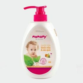 Nước rửa bình sữa và rau củ quả Mamamy cho bé - 414