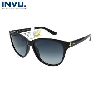 Kính mát nữ, kính mát unisex hiệu INVU chính hãng B2910 (57-16-140) nhiều màu - B2910 thumbnail