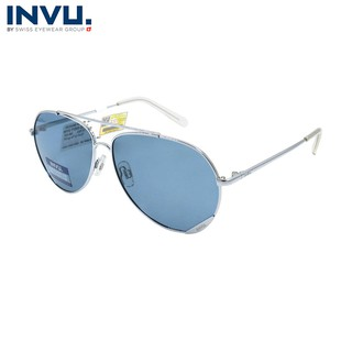 Kính mát nữ, kính mát unisex hiệu INVU chính hãng T1005 (60-13-140) nhiều màu - T1005 thumbnail