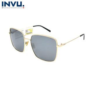 Kính mát nữ, kính mát unisex hiệu INVU chính hãng T1900 (57-18-145) nhiều màu - T1900 thumbnail