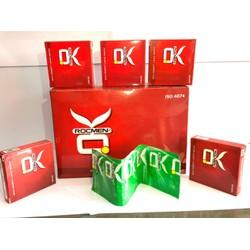5 hộp Bao cao su gia đình OK Rocmen