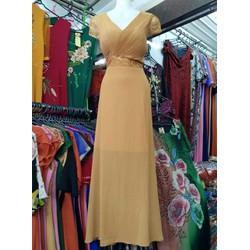 Đầm voan dạ hội