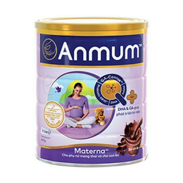 Anmum Materna Hương Sô 400g
