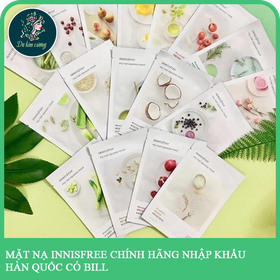 Mặt nạ Inissfree - MatnaInissfreeHanquoc