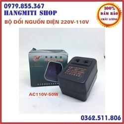 Bộ đổi nguồn điện 220V sang 110V dùng cho máy đuổi muỗi Nhật Bản và các thiết bị khác