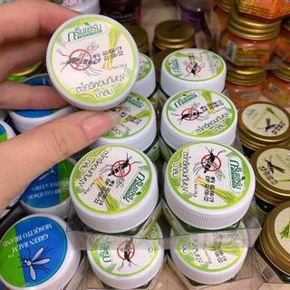 Dầu Cao sả chống muỗi đốt Green Herb Mẫu mới - Thái Lan - Dầu Cao sả chống muỗi đốt Gree thumbnail