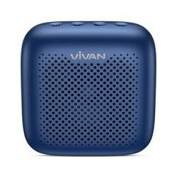 Loa Bluetooth mini Vivan VS1 chống nước chuẩn IPX5, Bluetooth 5.0 công suất 5W, dung lượng pin 1800mAh, âm thanh trung thực sống động, thiết kế gọn nhẹ dễ dàng mang theo, có thể kết nối đồng thời 2 loa, bảo hành 12 tháng