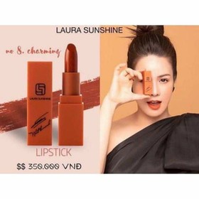 son Laura Shushine màu cam cà rốt - 8732